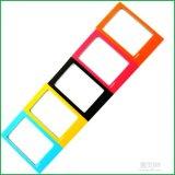 Armature magnétique de papier de photo de PVC de mode