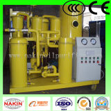 Máquina da purificação do óleo de lubrificação do purificador/de óleo de lubrificação