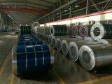 Hoja de acero galvanizado en caliente en la bobina / Gi (0.13--1.3mm)