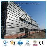 전 설계된 강철 구조물 농업 저장 헛간 축사 건물