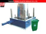 注入のプラスチックごみ箱型