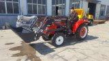 25HP 4WD 판매를 위한 소형 농장 트랙터