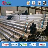 Conduttura senza giunte di diametro basso dell'acciaio inossidabile di ASTM A249