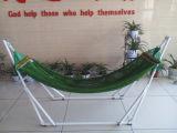 De netto Groene Hangmat van de Hangmat van de Doek
