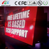 Outdoor Front Maintenance LED Digital Billboard com duplo lado