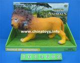 De nieuwe Zachte Plastic Luipaard van het Speelgoed (1014605)