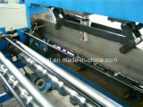 セリウムPLC制御水平油圧ホースのひだが付く機械