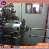 En 853 2sn шланга стального провода Braided гидровлический 3/8 дюймов