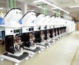 8 pulgadas de pantalla táctil 6 650nm diodo láser Pads 5 Cavitaion RF ojos cara piel levantamiento belleza máquina F-9005b