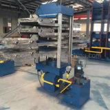 Máquina Vulcanizing da telha de borracha, linha de produção de borracha da telha