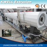 Линия штрангя-прессовани трубы PVC Китая/пластичная линия штрангя-прессовани трубы