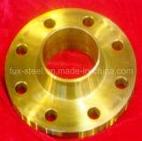 Flange del tubo del acciaio al carbonio del collo della saldatura dell'ANSI B16.5 150lbs