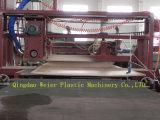 Heet verkoop de Raad die van het Schuim van de Korst van de Oppervlakte van pvc Machine uitdrijven