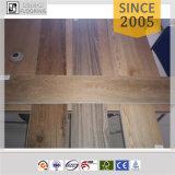 Revêtement de sol commercial de vinyle de PVC en bois de vente chaude