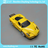 Flash Drive Amarillo Forma metal Ferrari Super Car USB (ZYF1724)