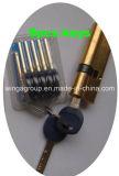 Portello d'acciaio di Europ di stile dell'entrata di obbligazione popolare del metallo (W-S-122)