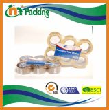 SGS Goedgekeurde Band van de Verpakking van Corlored BOPP Zelfklevende