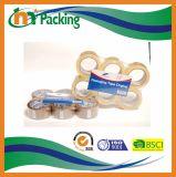 SGSはCorlored BOPPの付着力のパッキングテープを承認した