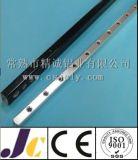 Perfiles de aluminio trabajados a máquina CNC del profesional (JC-W-10006)