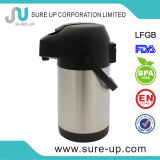 &ndash del Thermos; Airpot 1.9 litri, caffè Airpot di azione della leva dell'acciaio inossidabile del commercio all'ingrosso
