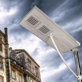 10W-50W lampadaire solaire à LED et lampe route