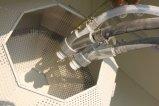 Автоматическая машина песка корзины ролика взрывая
