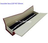 Rectángulo de joyería único de encargo popular del papel del diseño Jy-Jb82 para la pulsera