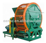 リサイクルする中国の製造者のタイヤ機械を作る装置のゴム製微粒を気分にさせる