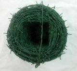 높은 안전 담을%s 무거운 아연 코팅 또는 Stainless/PVC 가시철사