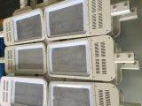 Las piezas ligeras de aluminio de la cubierta LED de la luz de calle a presión la fundición