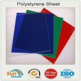 Feuilles en plastique de polystyrène
