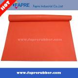 Hoja de grado comercial de caucho EPDM rollo alfombra del piso