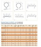 Halogênio Heating Tube Heating Element Lamps com CE