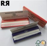 Reicherer reiner Hanf-ungereinigtes (Brown) Zigaretten-Walzen-Papier mit Filter-Spitzen