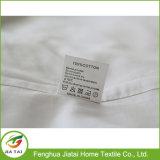 Projetos românticos da folha de base uso feito sob encomenda do algodão do único para o casamento