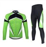 Usure matérielle de sport de &Motorbike de chemises de sports de tirette de cycliste de polyester