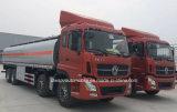 8X4 LHD給油車30000リットルのトラック30トンの燃料タンクの