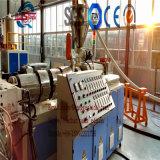PVC macchina della scheda della gomma piuma della coestrusione del PVC della macchina dell'espulsore della scheda della gomma piuma di tre strati