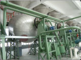 Polyester Staple Fiber Production Lineのための回転式Drum