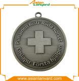 顧客デザインは金属メダルを遊ばす