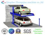 Оборудование стоянкы автомобилей подъема стоянкы автомобилей двойного слоя