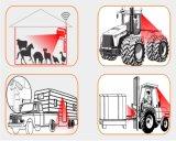Sistema de AV Lorry inalámbrica de 2,4 GHz con 2CH AV en (DF-723H2361)