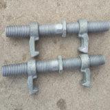 Garnitures marines de Brigde de conteneur d'acier de bâti