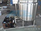 ステンレス鋼のミルクの新しい200Lミルク冷却タンク(ACE-ZNLG-8U)