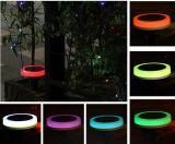 끈 10m 길이 LED 끈 빛 크리스마스 나무 장식적인 지구를 가진 옥외 장식적인 태양 LED 빛