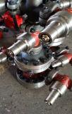 Peça da válvula para a unidade de bombeamento aluída do feixe equilibrado