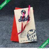 Modifica del feltro e modifica di carta di caduta dell'indumento del cartone
