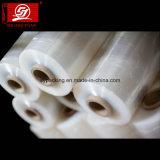 PVC transparente de la película del PE LLDPE de la calidad del embalaje de la hoja estable del estiramiento