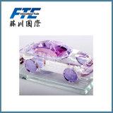 Bottiglia di profumo Pendant dell'automobile dell'automobile di vetro di figura