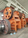 Pequeña trituradora portable/mini trituradoras de quijada del motor diesel para la máquina de la minería aurífera
